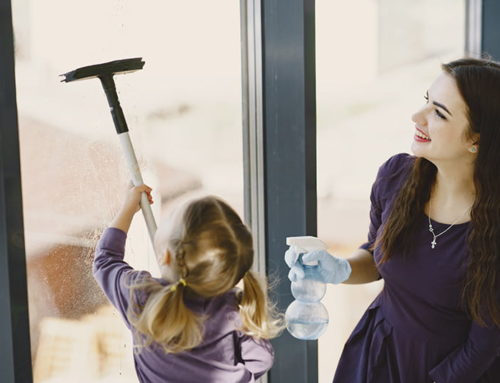 Four areas to make your home look cleaner