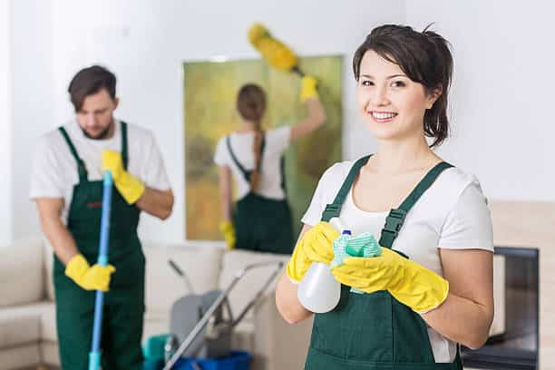 Choosing the best house cleaning service