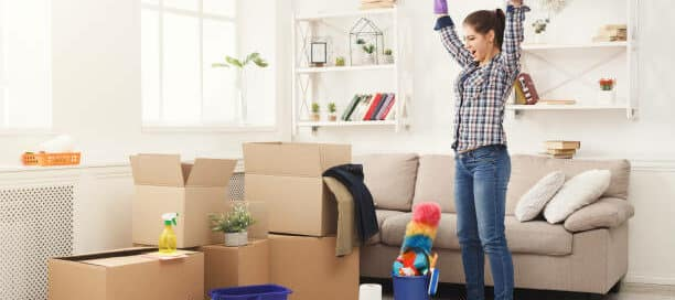 Keeping your home clean and organised