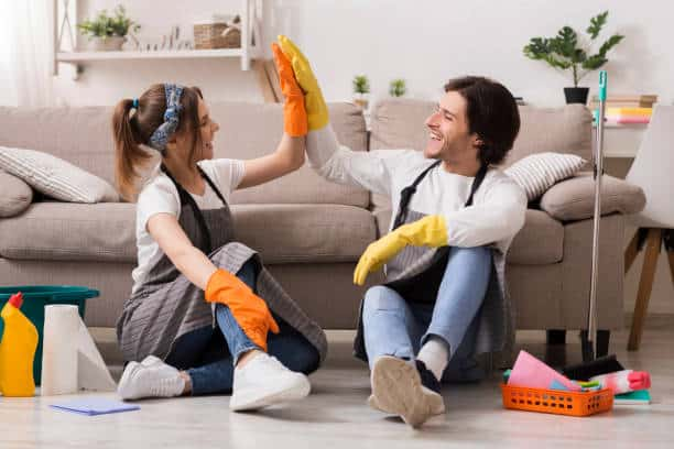 Save Time and Stress with Professional Bond Cleaners