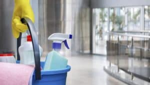 Dependable, quality cleaning services in Toowong