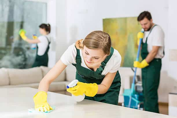 Leave end of lease cleaning to the professionals
